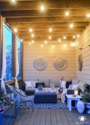 Cozy Small Porch Design Ideas To Try Right Now 53