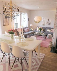 Creative Dining Room Ideas For First Apartment To Try Today 13