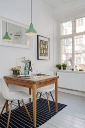 Creative Dining Room Ideas For First Apartment To Try Today 41