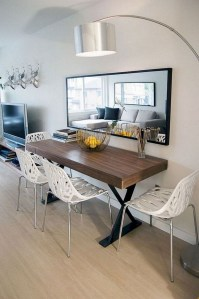 Creative Dining Room Ideas For First Apartment To Try Today 48