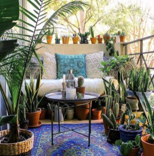 Gorgeous Indoor Balcony Design Ideas To Enjoy Your Time 30