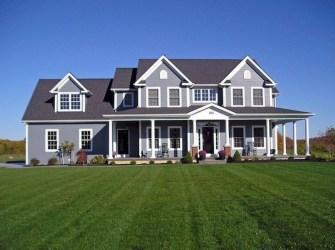 Incredible Farmhouse Exterior Design Ideas To Try 04