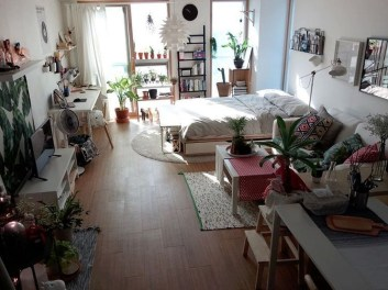Magnificient Diy Apartment Decorating Ideas To Try Simply 04