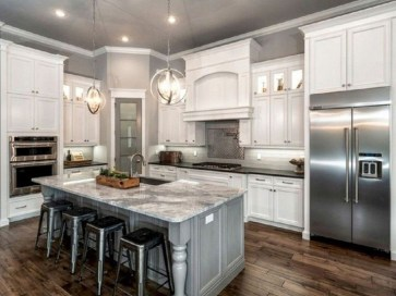 Magnificient Kitchen Cabinet Curtain Ideas To Look Stunning 41