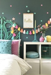 Modern Colorful Bedroom Décor Ideas For Kids 02