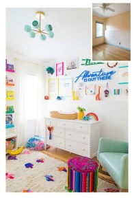 Modern Colorful Bedroom Décor Ideas For Kids 30