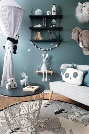 Modern Colorful Bedroom Décor Ideas For Kids 51