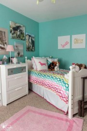 Modern Colorful Bedroom Décor Ideas For Kids 53