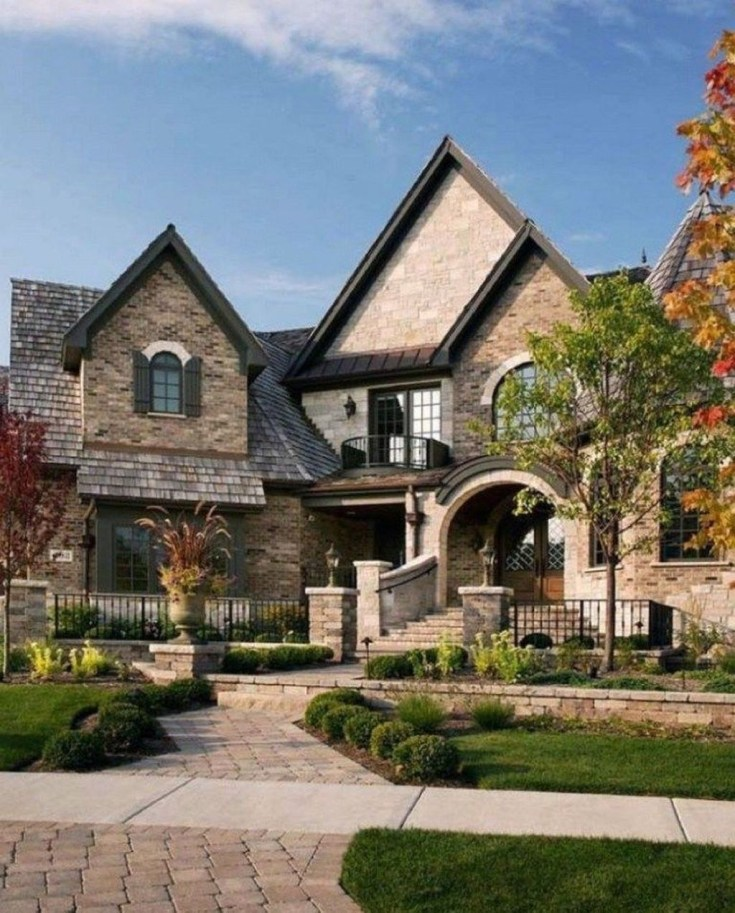 Outstanding Exterior House Trends Ideas For 2019 01