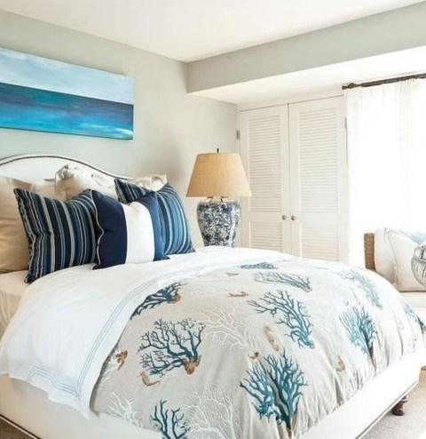 Perfect Coastal Bedroom Decorating Ideas To Apply Asap 15