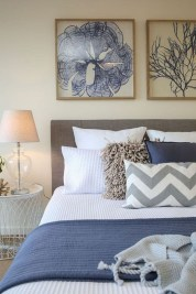 Perfect Coastal Bedroom Decorating Ideas To Apply Asap 49
