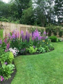 Rustic Side Yard Garden Design And Remodel Ideas 11