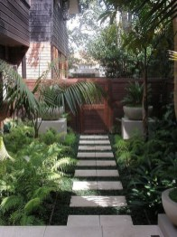 Rustic Side Yard Garden Design And Remodel Ideas 21
