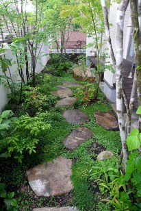 Rustic Side Yard Garden Design And Remodel Ideas 28