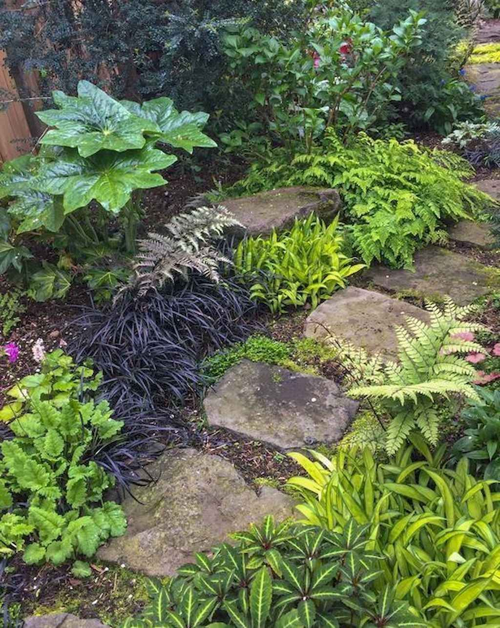 Rustic Side Yard Garden Design And Remodel Ideas 35