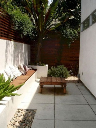 Rustic Side Yard Garden Design And Remodel Ideas 42