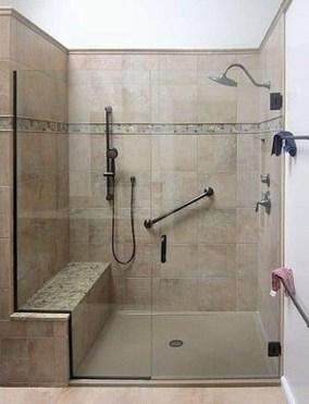 Spectacular Bathroom Tile Shower Ideas That Looks Cool 27