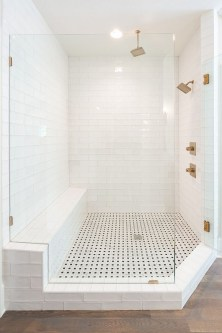 Spectacular Bathroom Tile Shower Ideas That Looks Cool 30