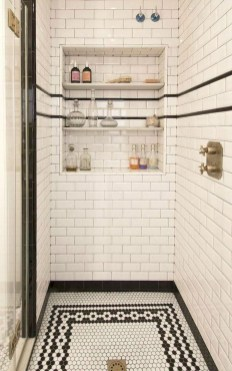 Spectacular Bathroom Tile Shower Ideas That Looks Cool 33