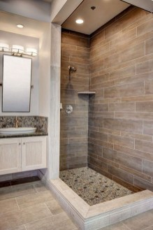 Spectacular Bathroom Tile Shower Ideas That Looks Cool 41