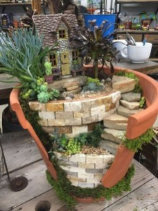 Stunning Diy Fairy Garden Design Ideas To Try This Year 04