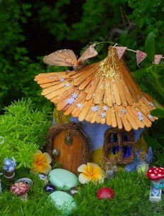 Stunning Diy Fairy Garden Design Ideas To Try This Year 07