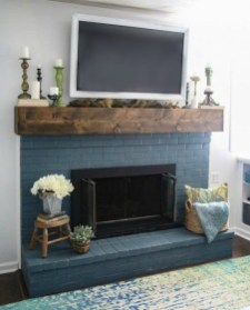 Admiring Fireplace Décor Ideas For Cottage To Try 01