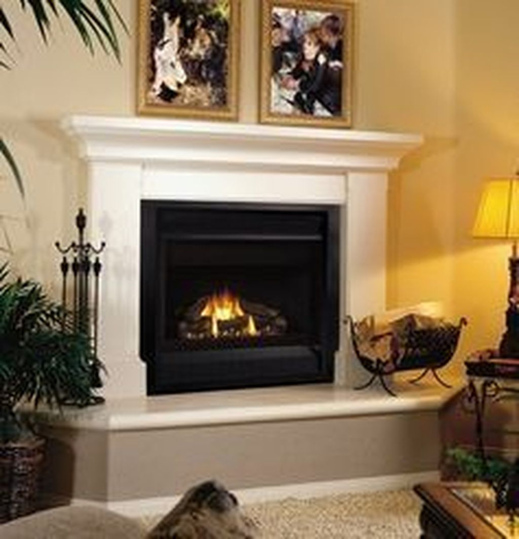 Admiring Fireplace Décor Ideas For Cottage To Try 07
