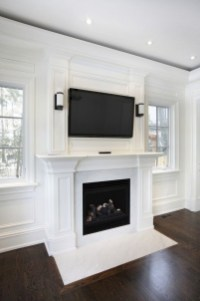 Admiring Fireplace Décor Ideas For Cottage To Try 12