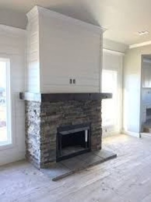 Admiring Fireplace Décor Ideas For Cottage To Try 43