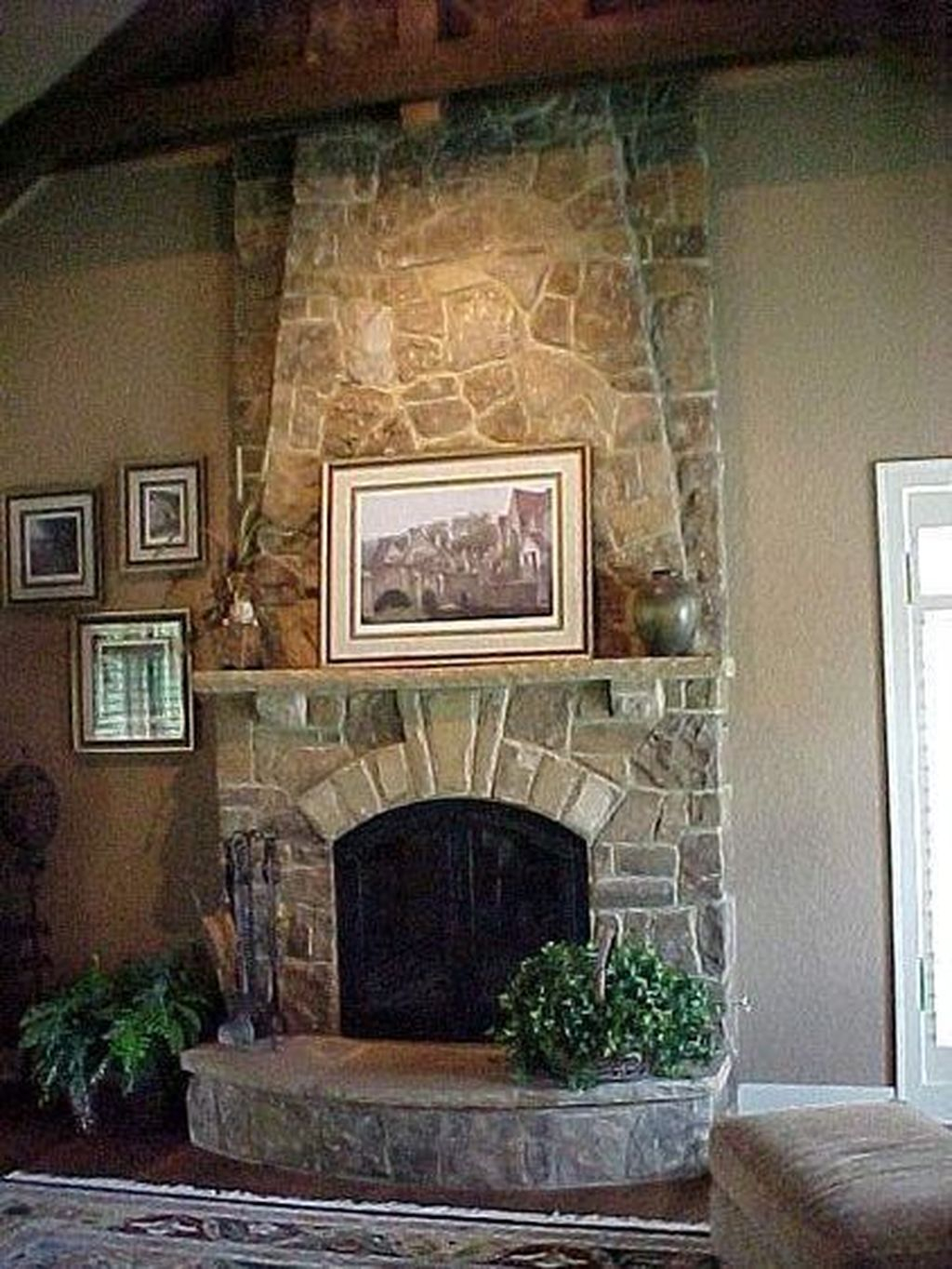 Admiring Fireplace Décor Ideas For Cottage To Try 48