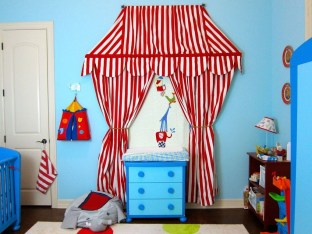 Adorable Curtains Ideas In The Childs Room 11