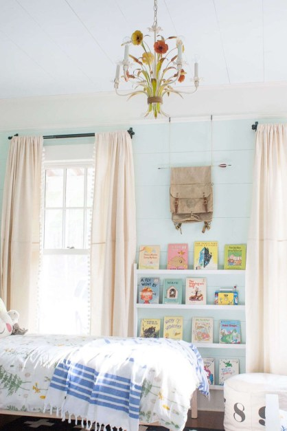 Adorable Curtains Ideas In The Childs Room 32