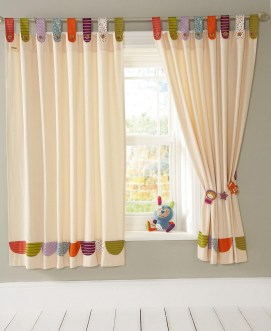 Adorable Curtains Ideas In The Childs Room 45