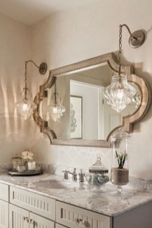 Adorable Farmhouse Bathroom Decor Ideas That Looks Cool 29