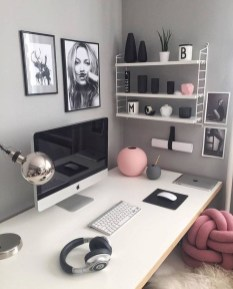 Affordable Diy Home Office Decor Ideas With Tutorials 12
