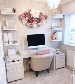 Affordable Diy Home Office Decor Ideas With Tutorials 27