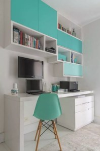 Affordable Diy Home Office Decor Ideas With Tutorials 30