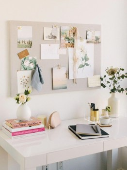 Affordable Diy Home Office Decor Ideas With Tutorials 52
