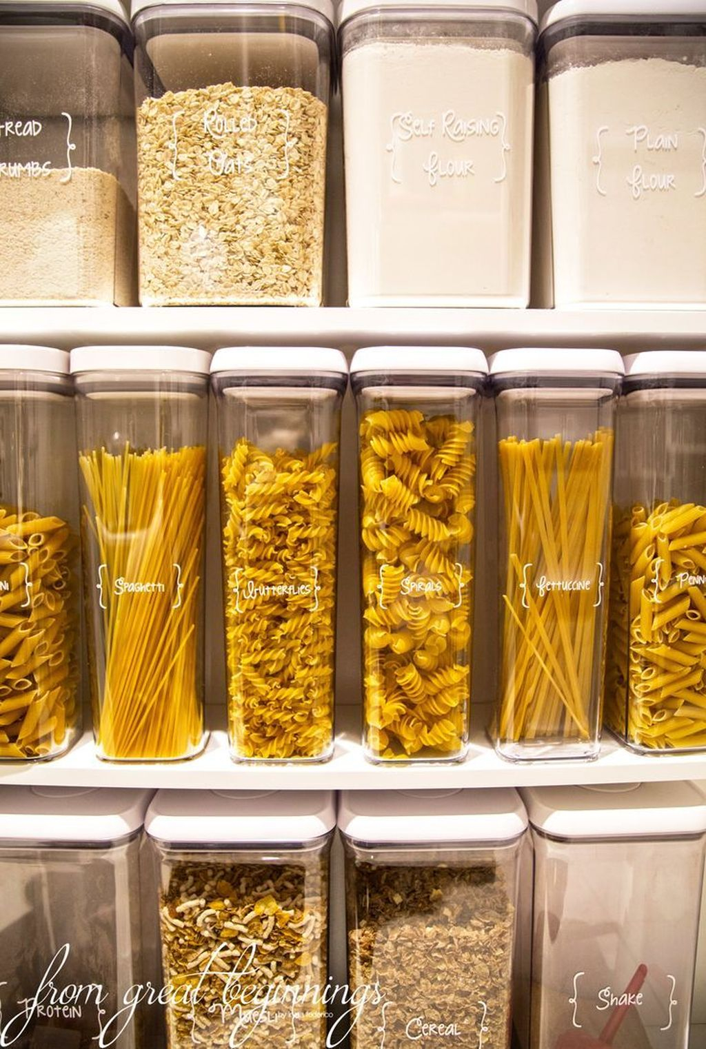 Affordable Kitchen Organization Ideas On A Budget 29