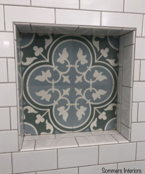 Astonishing Farmhouse Shower Tile Decor Ideas To Try 11