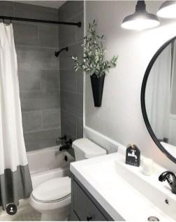 Astonishing Farmhouse Shower Tile Decor Ideas To Try 38