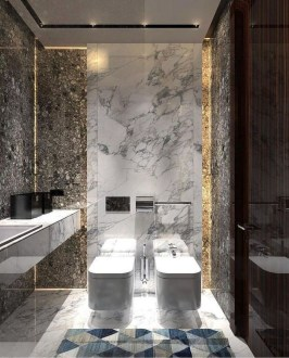 Best Contemporary Bathroom Design Ideas To Try 28