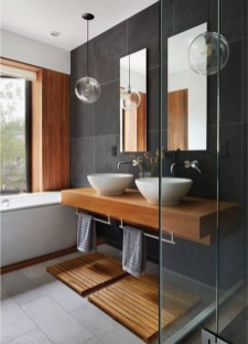 Best Contemporary Bathroom Design Ideas To Try 41