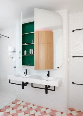 Best Contemporary Bathroom Design Ideas To Try 43