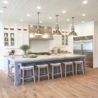 Cool Kitchen Designs Idas With Tones Of Vibrant Colors That You Must See 17