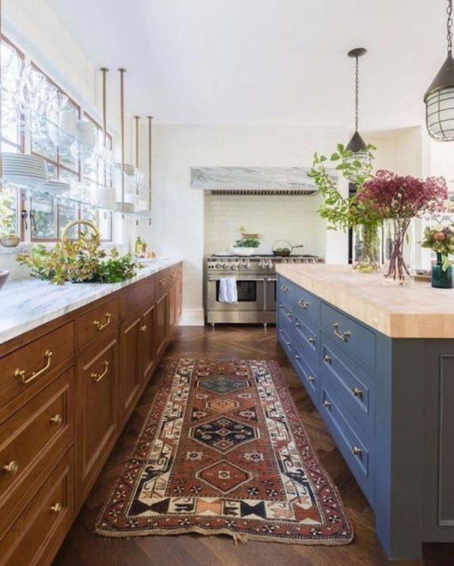 Cool Kitchen Designs Idas With Tones Of Vibrant Colors That You Must See 22