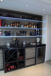 Cozy Home Bar Designs Ideas To Make You Cozy 05
