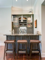 Cozy Home Bar Designs Ideas To Make You Cozy 31