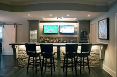 Cozy Home Bar Designs Ideas To Make You Cozy 38